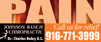 Johnson Ranch Chiropractic Ad 48907