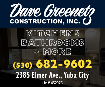 Dave Greenetz Construction Ad 176