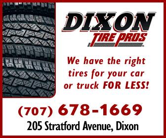 Dixon Tire Ad 766