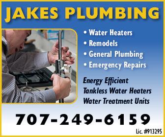Jakes Plumbing Ad 3