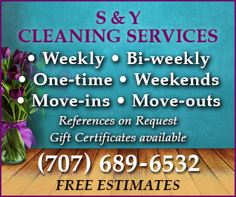 S & Y Cleaning Ad 64